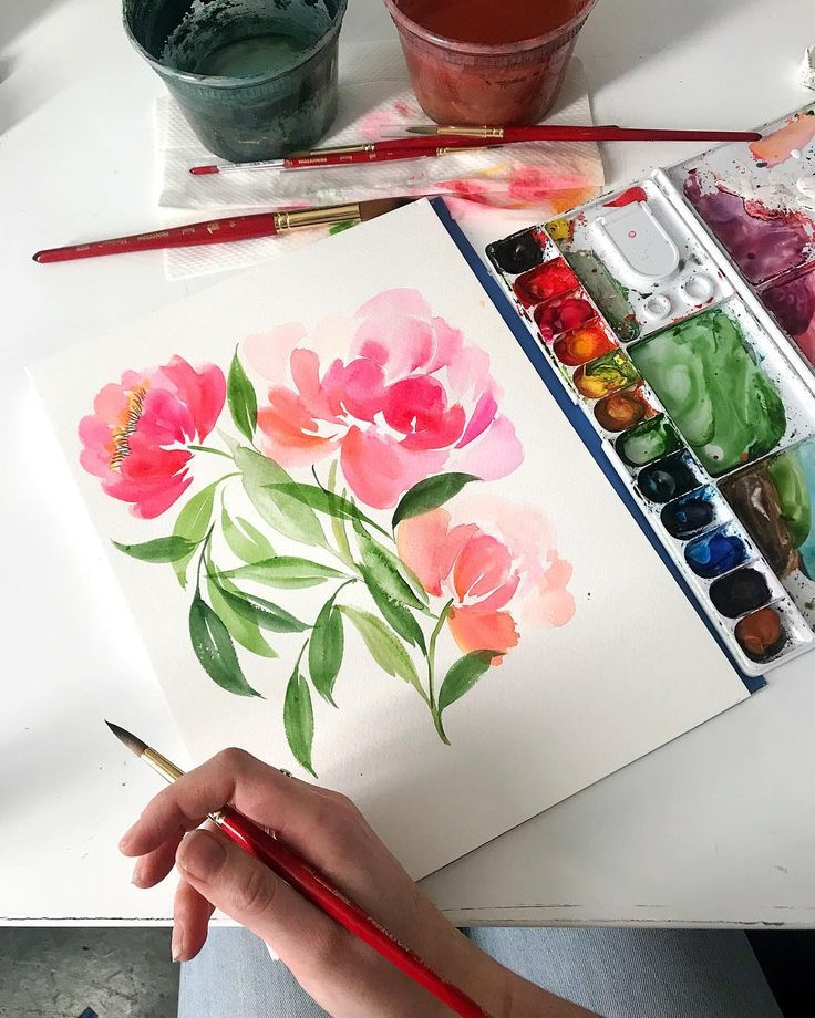 It's been a busy day prepping for our MOVE tomorrow, but I was able to sneak in a quick painting sesh. Check out my stories to see more of me painting these babies. And for the supplies, you can purchase everything I use for watercolor on our website: monvoir.com/products! Hope you all have a wonderful rest of your Friday + weekend! #monvoir #watercolor #watercolorvideo #winsorandnewton #princetonbrushes #wearepaper #watercolour #painting #paint #art #artwork #winsorandnewton #smallbusiness…
