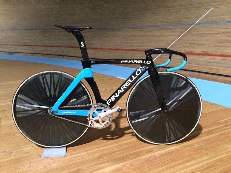 Pinerello #TT #track #cycle
