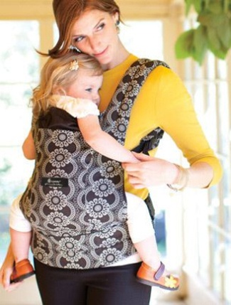 6 Carriers to Help You Soothe Baby   The Bump Blog – Pregnancy and Parenting News and Trends