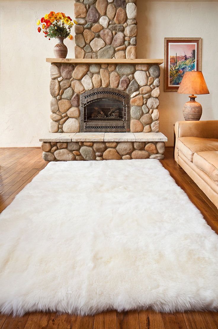 6 5 X 10 Premium Australian Sheepskin Rug Colors The