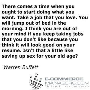 Another nice #quote by Warren Buffett