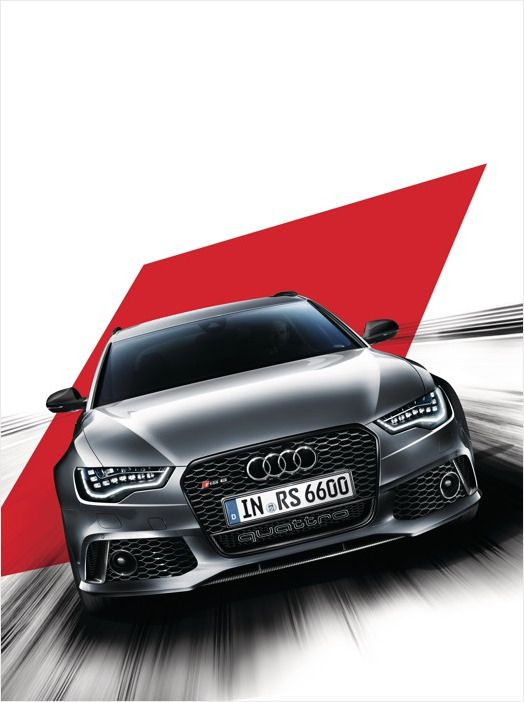 Audi RS for the very select few who simply demand the best!