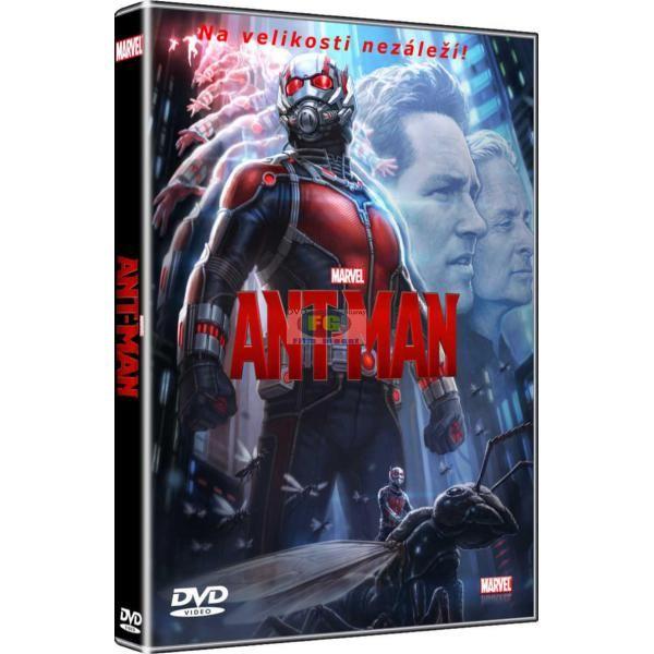 Obsah filmu:Přichází Scott Lang. Svému mentorovi (Michael Douglas) musí pomoci uchránit jejich tajemství skrývající se v obleku Ant-mana. Dokáže měnit svou velikost a k tomu získává schopnosti jak ovládat hmyz. Čelí nebezpečí, které ohrožuje celý svět.Po Iron-manovi, Kapitánu Amerika, Thorovi a dalším přichází další neohrožený hrdina.Hrají:Evangeline Lilly, Paul Rudd, Michael Douglas, Michael Peña, Bobby Cannavale, Judy Greer, Corey Stoll, John Slattery, Joe Chrest, Wood Harris, Tip Harris…