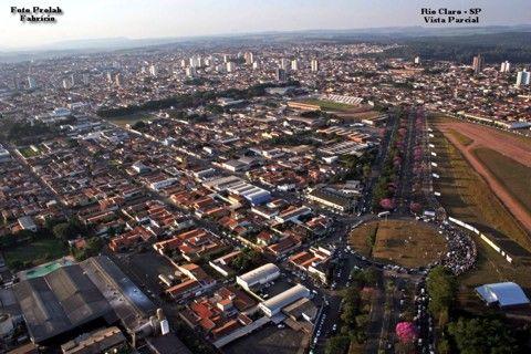 Rio Claro em São Paulo