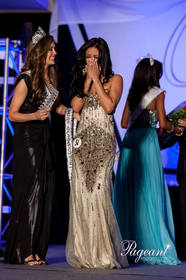 Miss Connecticut USA 2014 Evening Gown: HIT or MISS?