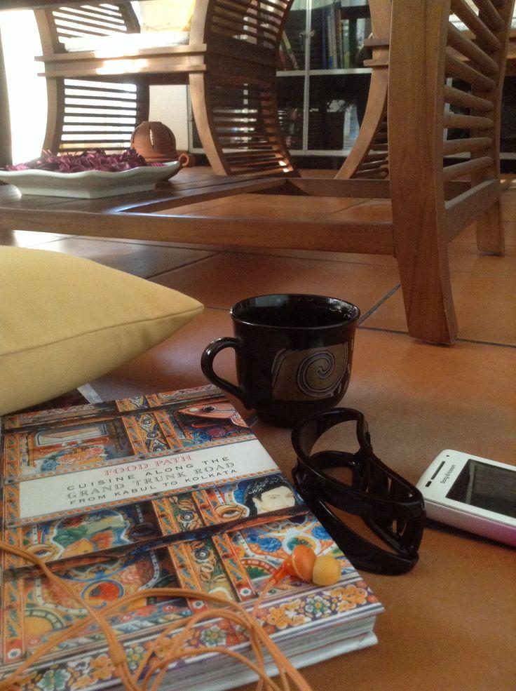 At home. At peace.