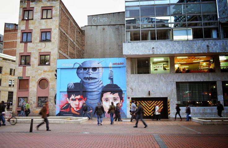 """Fotoviaje: Bogotá, Colombia. Día 2 """"Una ciudad para la gente"""