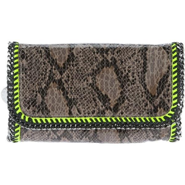 STELLA MCCARTNEY 'Falabella' shoulder bag ($870) ❤ liked on Polyvore
