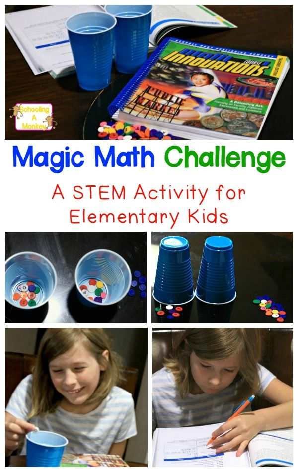 Sponsored: Math is a struggle for many kids. Try these fun math activities from the Kendall Hunt Math Innovations book and make math fun again!