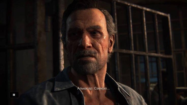 ПОБЕГ ИЗ ТЮРЬМЫ - Uncharted 4: Путь вора ( PS4 Pro ) - часть 4 прохождение