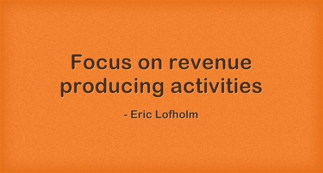 Image result for revenue producing activities