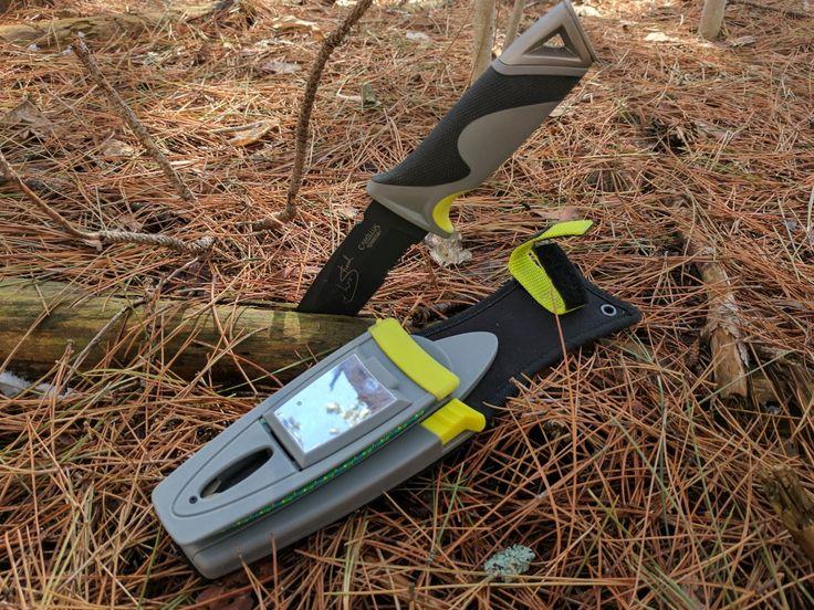 Camillus Les Stroud Ultimate Mountain Survival Knife