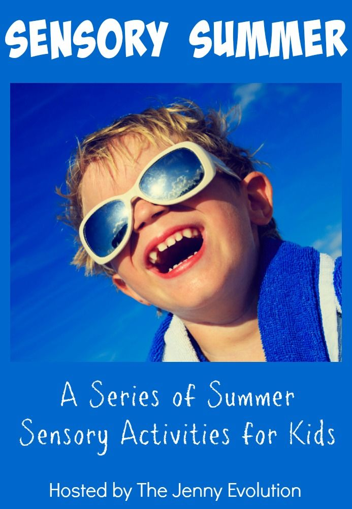 Sensory Summer Crafts Plays And Activities