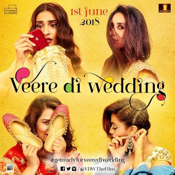 download movie mp4 Veerey Ki Wedding