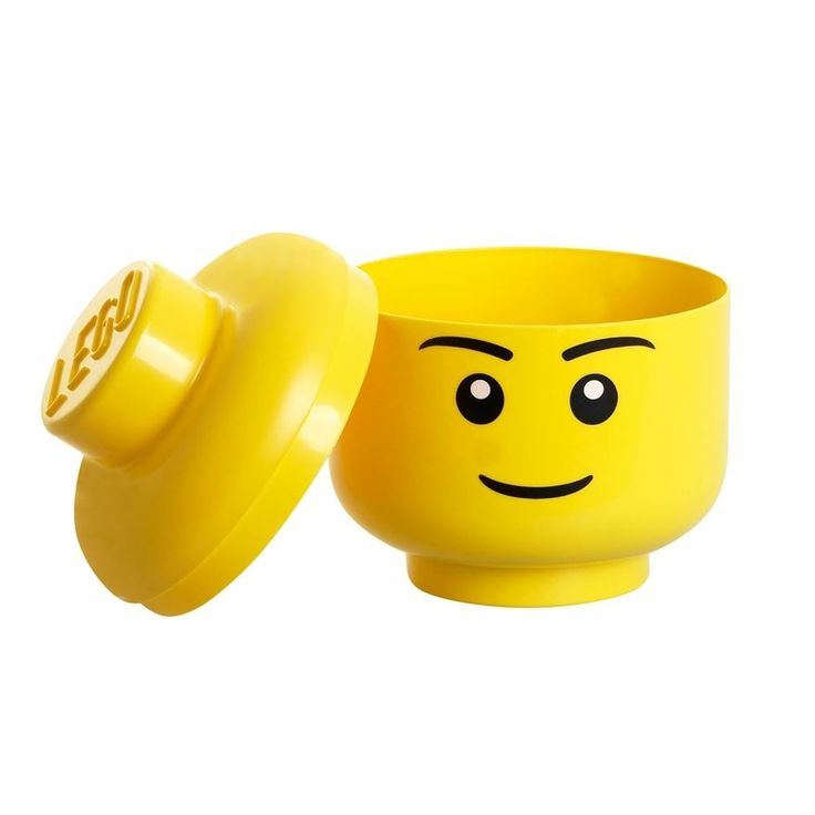 LEGO Storage Head Small Boy by Lego - Shop Online for Toys in Australia