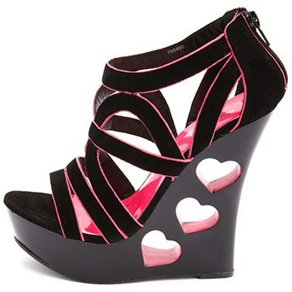1000  images about Wedge heel shoes; love my weggies on Pinterest ...
