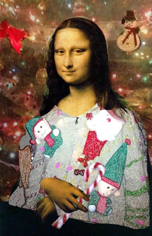 35 best this is art images on pinterest artists clock for Can you buy the mona lisa
