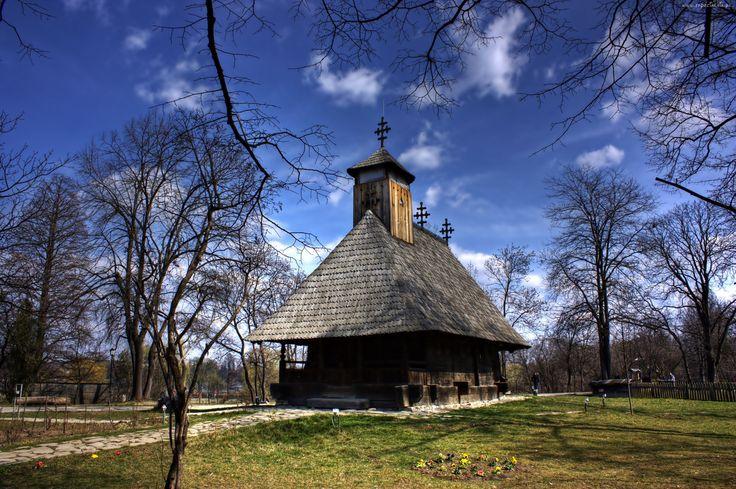 Drewniana, Cerkiew