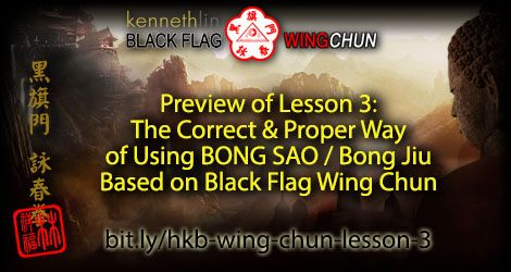 Read the full video of Wing Chun Bong Sao Technique based on Maximum Efficiency HERE: http://www.hekkiboen.com/black-flag-wing-chun-tutorial-bong-sao/ You've seen how the Ip Man Movie have sparks the growth of Wing Chun Kung Fu worldwide. Now learn how to use Wing Chun techniques using HKB Eng Chun [Black Flag Wing Chun] to achieve maximum efficiency of time space and energy from this Wing Chun Video. In this Wing Chun Training video Grand Master Kenneth Lin demonstrates how to use the HKB…
