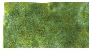 "Dark Green Hand Dyed Paper 12"" x 48"" Roll"