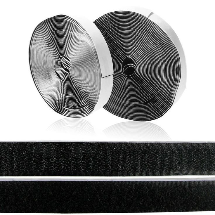 >> Click to Buy << Length 100cm Width 2.5cm Self Adhesive Backed Tape Hook And Loop For Curtain Shoes Bags #Affiliate