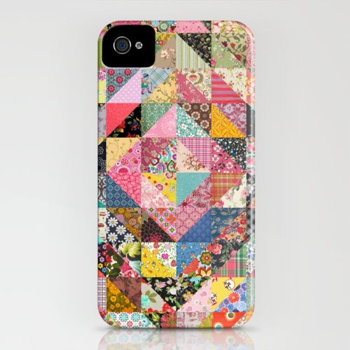 Grandma's Quilt iPhone Case: Iphone Cases, Grandma S Quilts, Products Avail, Rachel Caldwel, Ipod Cases, Art Prints, Phones Cases, Quilts Iphone, Grandma Quilts