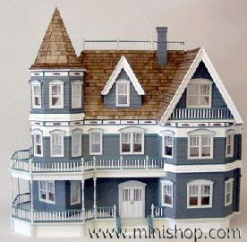 Custom Made Dollhouses For Sale Dollhouses And Doll