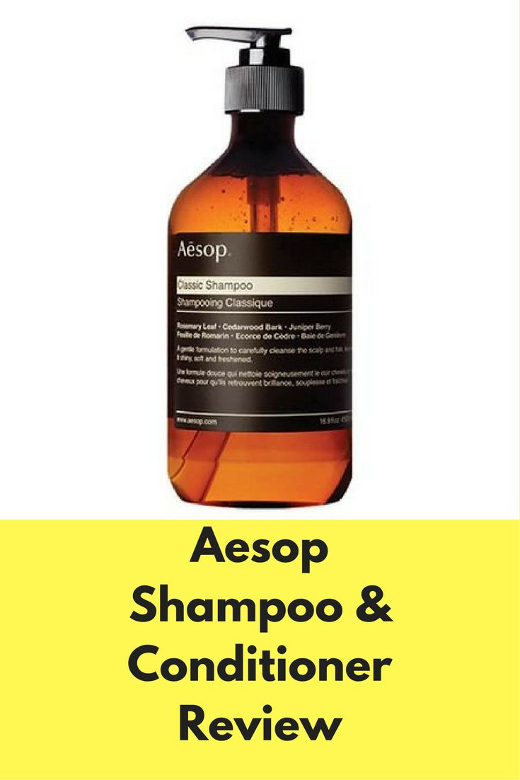 Aesop Shampoo & Conditioner Review Aesop Shampoo,product review | How to use it | Pros and cons | User reviews | Pros and cons | Ingredients used