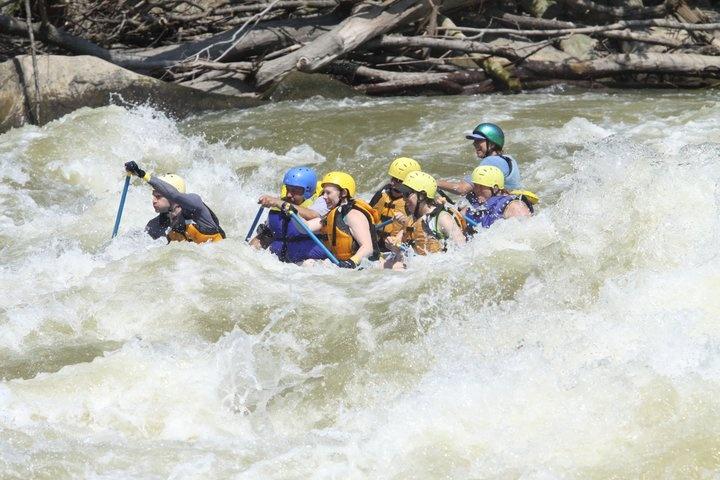 West Virginia White Water Rafting 29