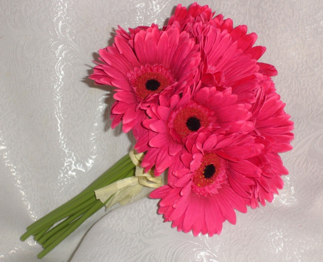 30 Best Gerber Daisy Wedding Bouquets Images On Pinterest