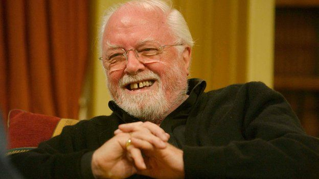Richard Attenborough, director and actor, dead at 90