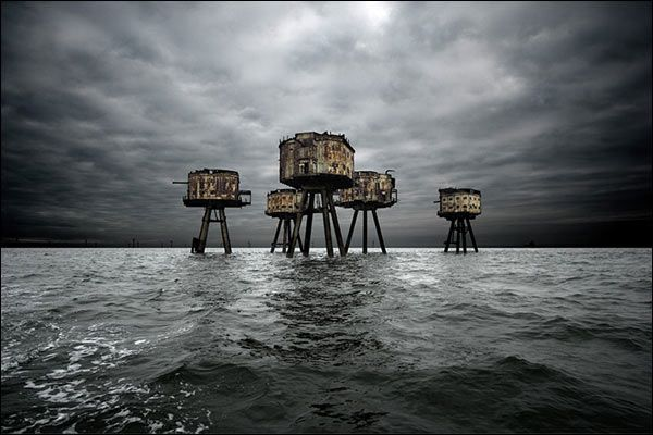 maunsell sea fort 7