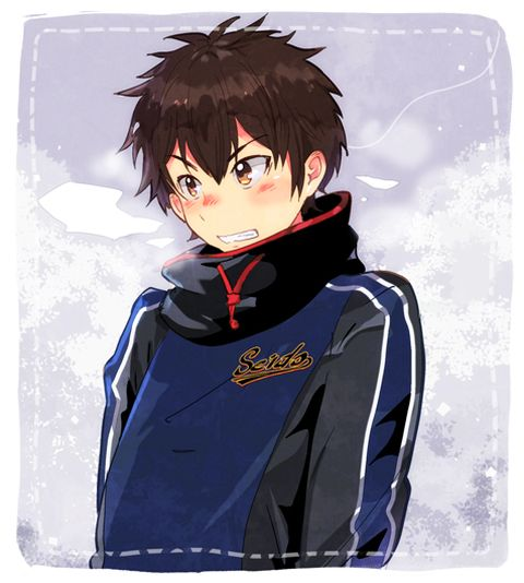 Daiya No Ace Ace Of Diamond Images Diamond No Ace: 98 Best Daiya No Ace Images On Pinterest