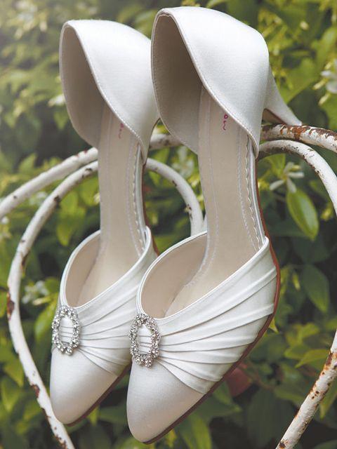 Georgie Girl Wedding Shoes
