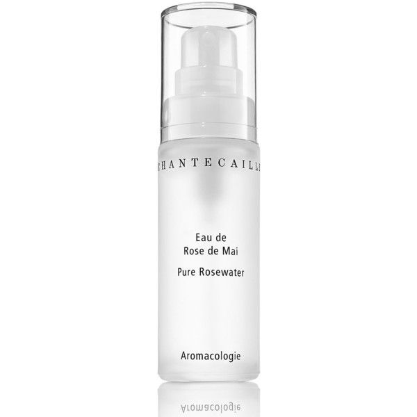 Chantecaille Travel Size Pure Rosewater/1.0 oz. found on Polyvore featuring beauty products, fragrance, apparel & accessories, no color, chantecaille, chantecaille perfume and travel size perfume