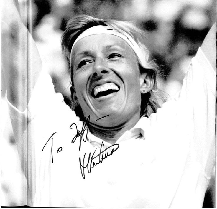 martina navratilova admiration thread page 18