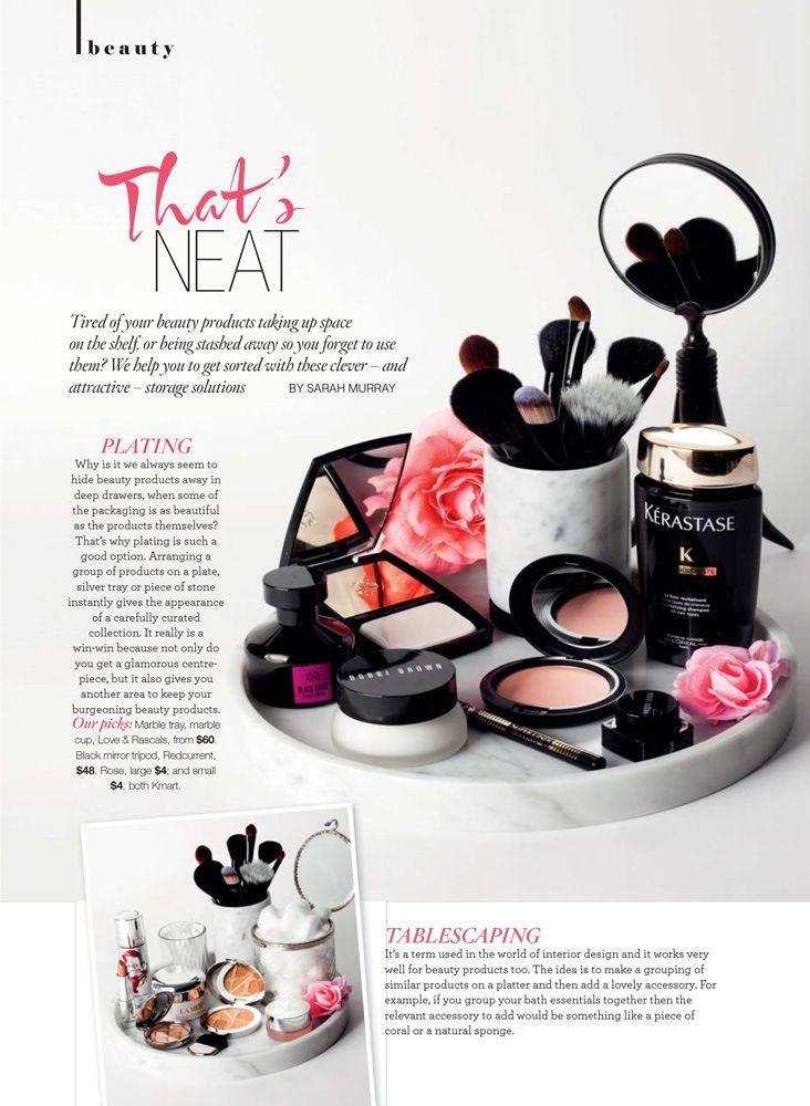 Next Make Up Storage