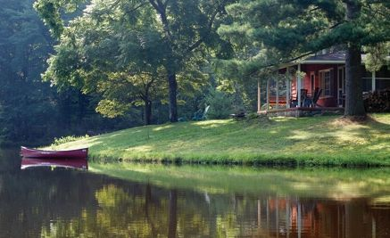 Perfect!: Dreams Houses, Lakes Life, Favorite Places, Lakes Houses, Peace, Beautiful Places, Patio, Heavens, Cabins By The Lakes