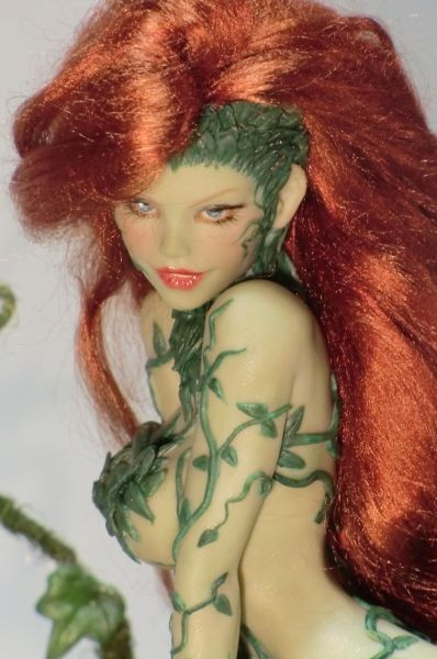 Poison ivy doll nude good