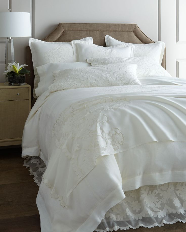 "Beautiful Linens: Pom Pom At Home ""Caprice"" Bed Linens - Horchow"