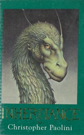 Inheritance by Paolini, Christopher .  Series: Inheritance cycle : bk. 4.   Doubleday, 2011