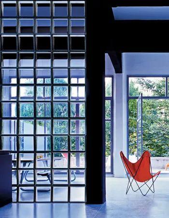 Pareti03 | Interiors | Gallery Gallery | Seves Glassblock