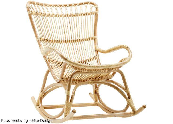 Moderner Schaukelstuhl Oder Schaukelsessel Fur Entspannte Stunden, Möbel