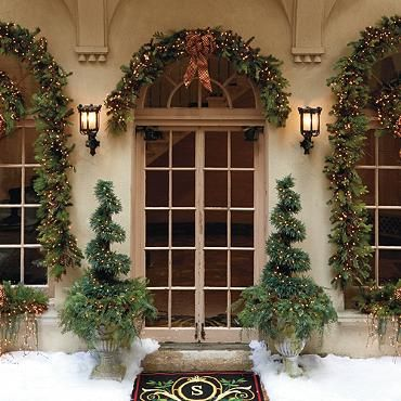 308 Best Topiary Trees For Front Door Images On Pinterest | Christmas Time,  Christmas Ideas And Merry Christmas