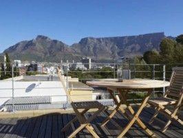 Views - The colourful De Waterkant Village in Cape Town