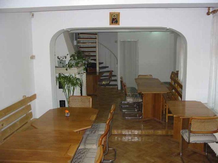Pensiunea AidRom Bucuresti - sala de mese