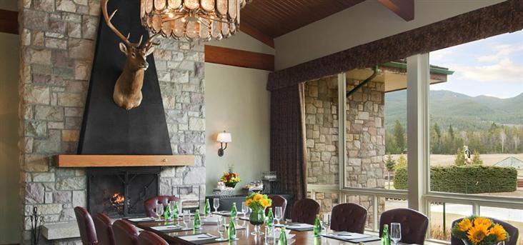 Jasper Park Lodge - Rocky Mountain Destination Wedding Venue