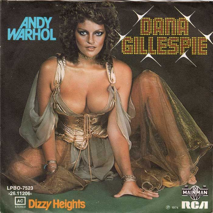 Weren't Born A Man - Dana Gillespie