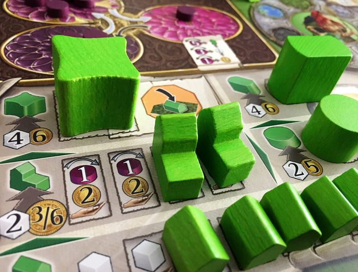 TERRA MYSTICA: Small World for Grownups » The Daily Worker Placement