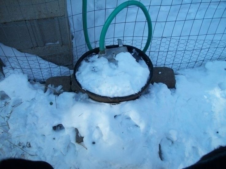 Make Your Own Chicken Waterer